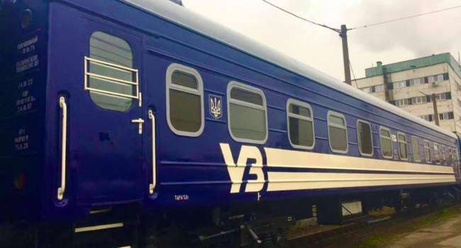 От полной остановки «Укрзализныцю» спасти компании, связанные с Медведчуком, – экс-министр