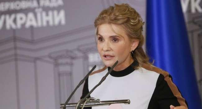 Ветеран АТО: Тимошенко рассказала о дорогом газе с парламентской трибуны, а потом взяла проголосовала за нового министра Галущенко