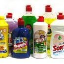 Широкий выбор чистящих средств для кухни