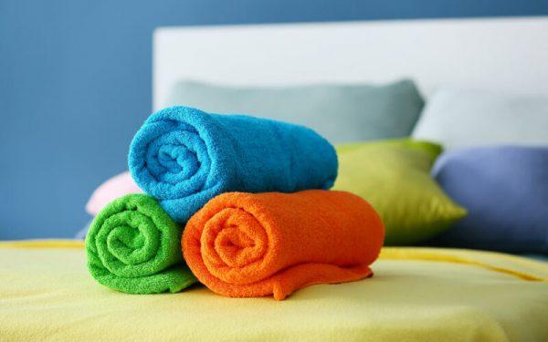 Большой выбор домашнего текстиля высокого качества