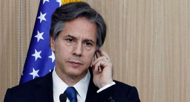 Госсекретарь США будет лететь в Киев через Лондон: политолог рассказала, зачем нужен такой вояж?