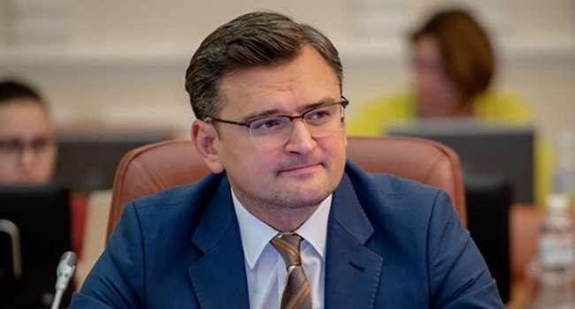 Кулеба сообщил, что Украина утвердила кандидатуру посла в НАТО
