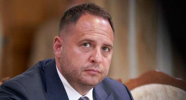 Бывший советник Зеленского рассказал, что нужно сделать Ермаку, чтобы доказать, что он патриот Украины