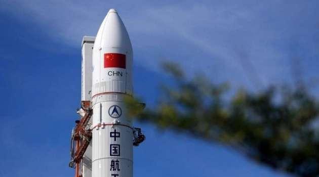 Китайская ракета вышла из-под контроля, она падает на Землю. Могут быть разрушения