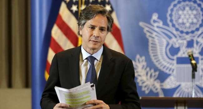 Президент США хотел, чтобы я как можно раньше приехал в Украину с этим решительным посланием – Блинкен