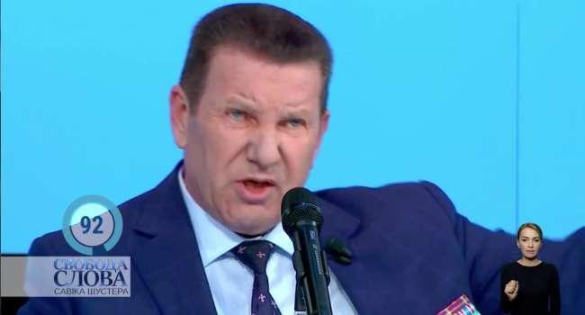 Политтехнолог: с прискорбием констатирую, что боевой офицер Куницын стал «шестеркой» и штатной «говорящей головой» ОП