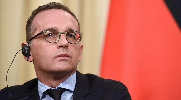 Глава МИД Германии просит Россию вернуться к диалогу с Евросоюзом