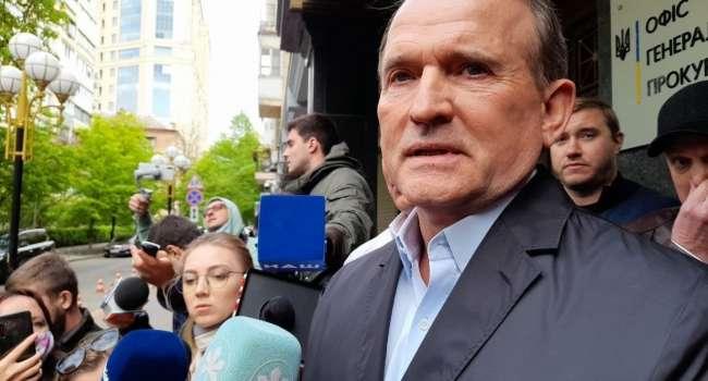 Нардеп: на Банковой считают, что суд по Медведчуку выбрал оптимальное решение
