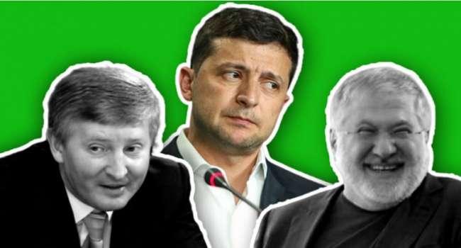 Блогер: помните, как Янукович в 2012 году тоже на олигархов походом ходил? Вот сейчас мы наблюдаем примерно тот же процесс