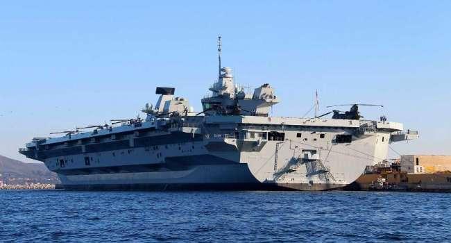 «В Кремле уже отреагировали»: Британское боевое судно вошло в Черное море. Направляется в Одессу