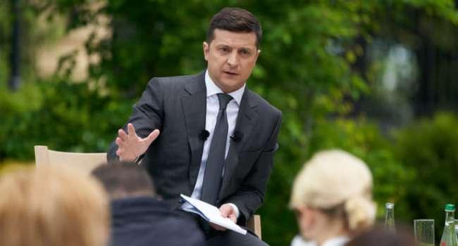 Политолог: завтра Зеленский будет рассказать о мечтах украинцев, которые осуществляет его команда