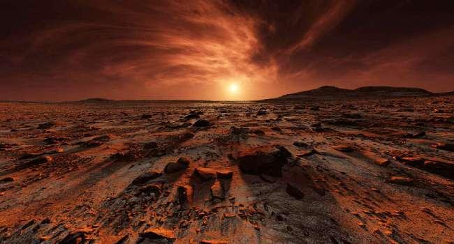 «Была древняя цивилизация»: на Марсе обнаружили уникальную структуру