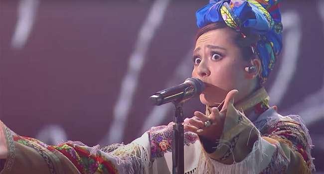 Блогер: врага нашего на Евровидении представляла уроженка Таджикистана с мусульманской семьи. Это о многом говорит