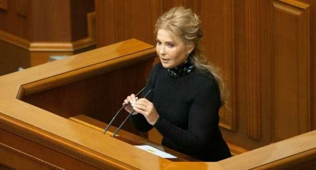 «Политик в самом соку»: политолог объяснил, почему нельзя списывать со счетов Юлию Тимошенко