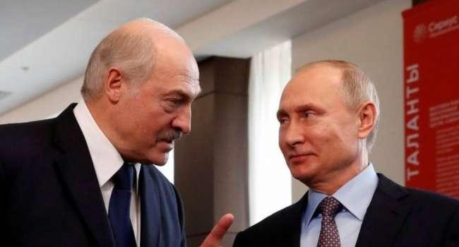 «Как там задержанная вами София Сапеги?»: Путин пообещал Лукашенко $500 миллионов