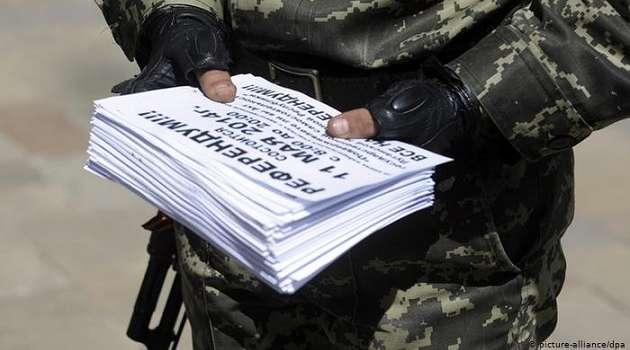 Референдум по Донбассу: в Офисе президента назвали условие