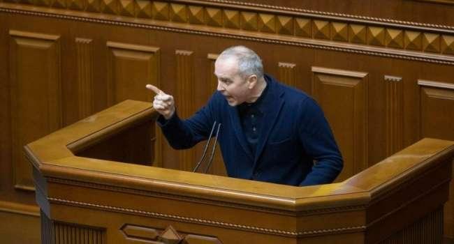 Шуфрич – Тищенко: «Коля, ты же не венгерский, а оболонский! Куда ты прешься?»