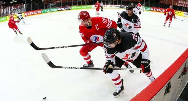 ЧМ по хоккею: расписание полуфинальных матчей