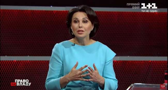 Медушевская: такой гестаповки Эльзы телевизор еще не видел, куда там той немощной Скабеевой – дилетантка!