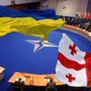 Политолог: «дырявый» восточный фланг НАТО можно укрепить, взяв в блок Украину и Грузию