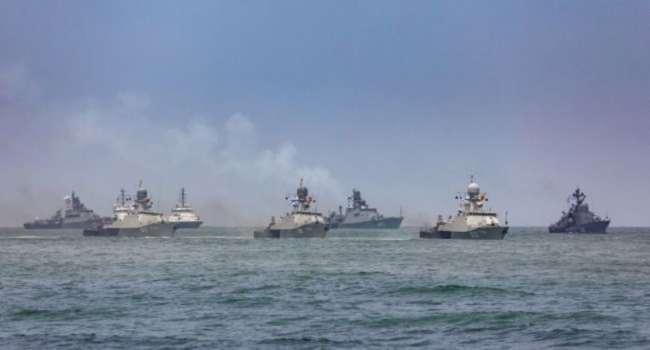 Во время учений РФ в Тихом океане активно начала действовать иностранная боевая авиация