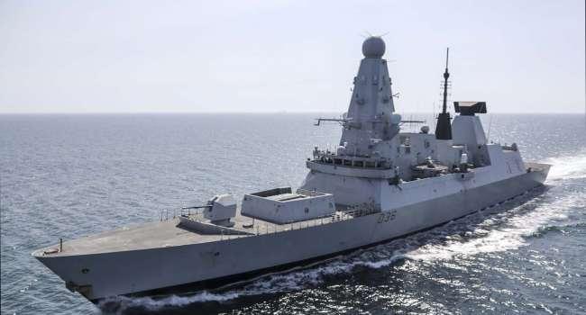 США поддержали Британию в ситуации с эсминцем Defender у берегов украинского Крыма