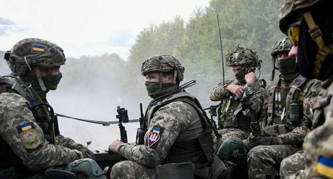 На Донбассе путинские оккупанты убили украинского воина