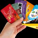 Печать пластиковых и дисконтных карт