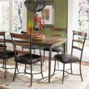 Качественные стулья из металлического каркаса