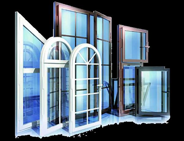 Качественные пластиковые ПВХ окна и двери в Алматы